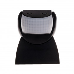 Infrared motion sensor DR-04 B black