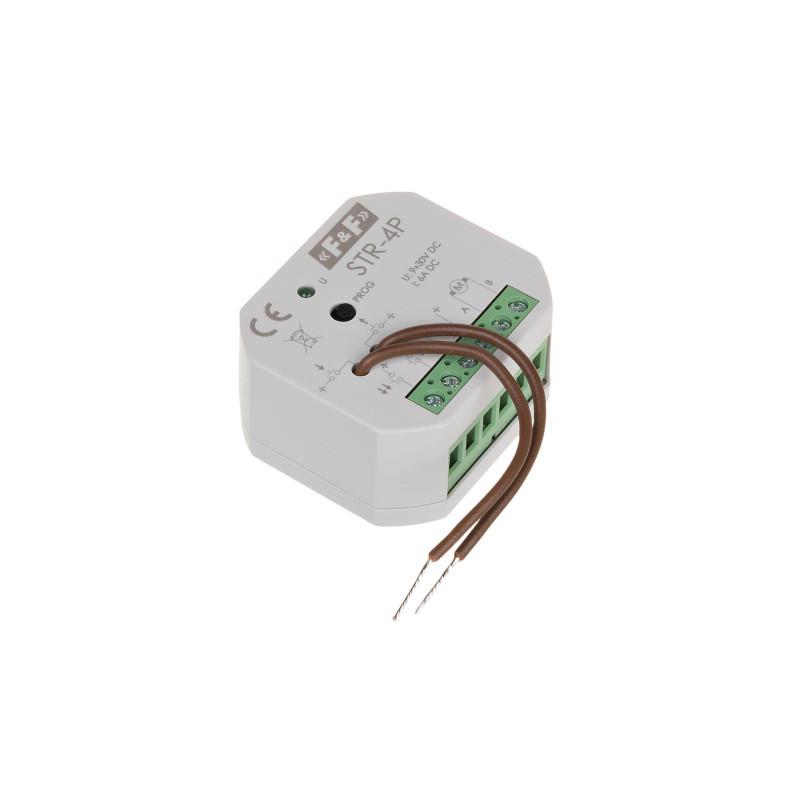 Roller Blind Controller Str 4p F Amp F Automatyka Domowa I