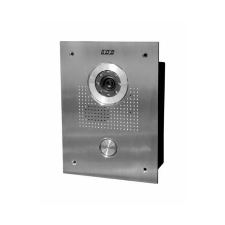 Stacja bramowa KK-04; bezpieczny wideodomofon