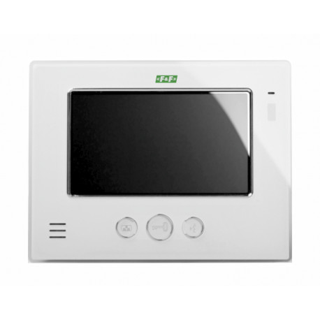 Video intercom monitor MK-09W