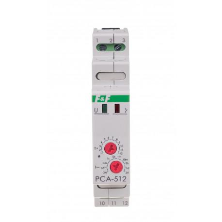Przekaźnik czasowy PCA-512 UNI