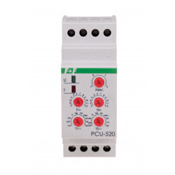 Timing relays PCU-520 24 V
