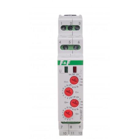 Przekaźnik czasowy PCU-507 24 V