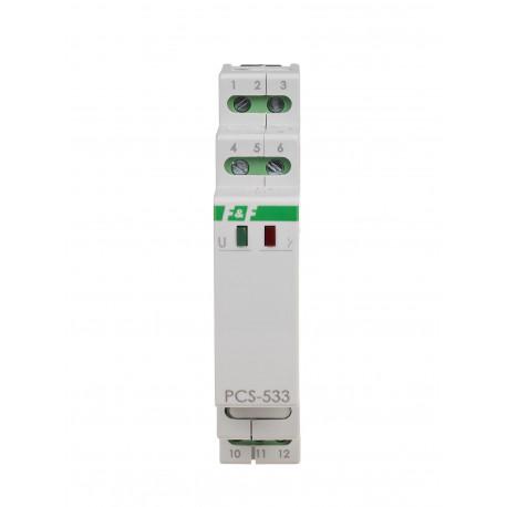 Przekaźnik czasowy PCS-533 z komunikacją bezprzewodową NFC
