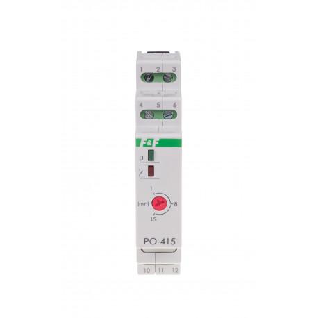 Timing relays PO-415 24 V