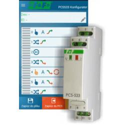 PCS533 Konfigurator