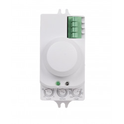 Microwave motion detector DRM-01