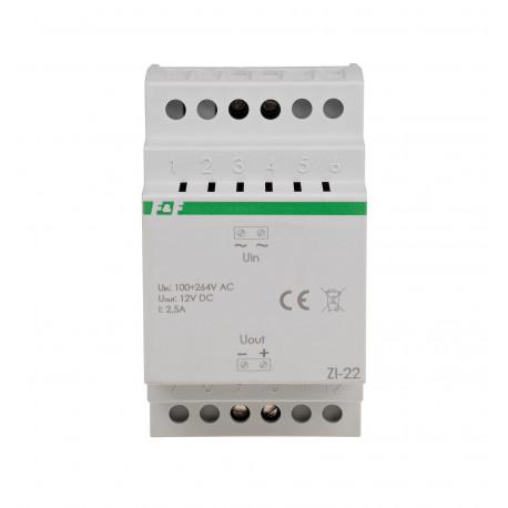 Pulse power supply ZI-22