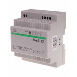 Pulse power supply ZI-61-12