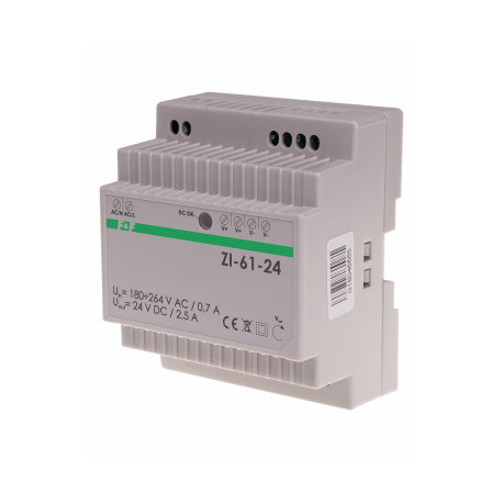 Pulse power supply ZI-61-24