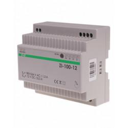 Zasilacz impulsowy ZI-100-12