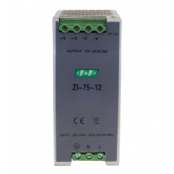 Pulse power supply ZI-75-12