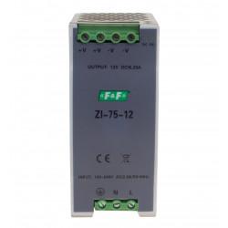 Pulse power supply ZI-75-12