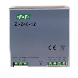 Pulse power supply ZI-240-12