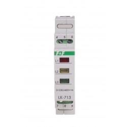 Lampka sygnalizacyjna LK-713R