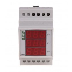 Voltage indicator DMV-3 TrueRMS