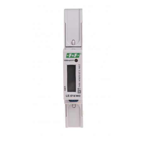 Electric energy meter LE-01d