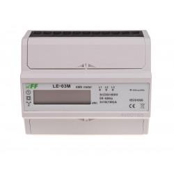 Licznik zużycia energii LE-03M z transmisją danych