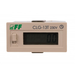 Working time meter CLG-13T