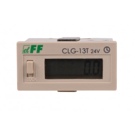 Working time meter CLG-13T 24 V