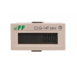 Working time meter CLG-14T