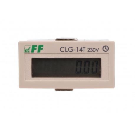 Licznik pracy CLG-14T 230V