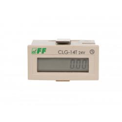 Working time meter CLG-14T 24 V