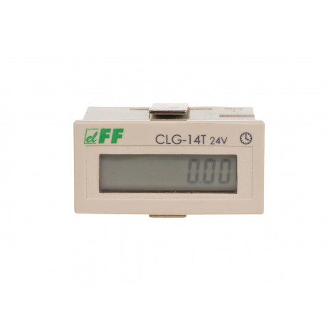 Working time meter CLG-14T 24 V