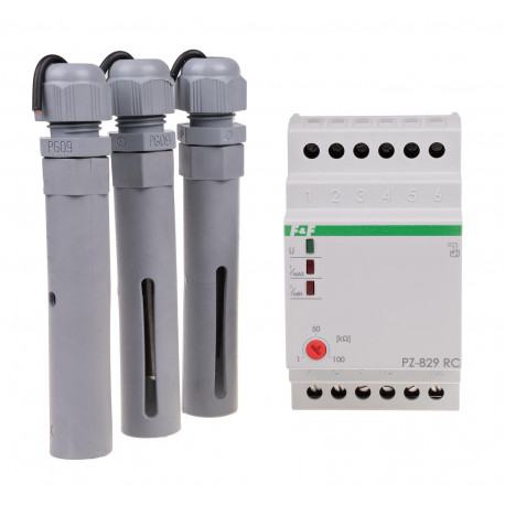 Kontrola poziomu cieczy PZ-829 RC