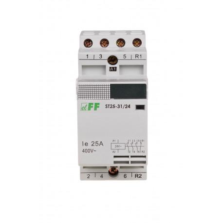 Modular contactor ST25-31 24 V