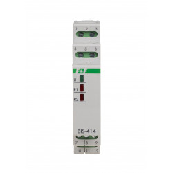 Electronic bistable impulse relay BIS-414-LED- 24 V