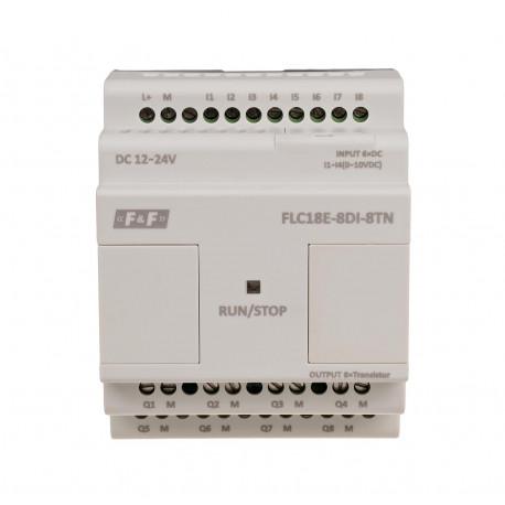 Programmable controller FLC18E-8DI-8TN