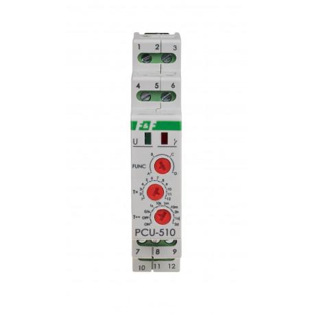 Przekaźnik czasowy PCU-510 DUO