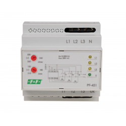 Automatic phase switch PF-451