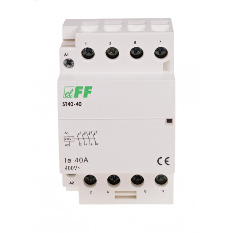 Modular contactor ST40-40