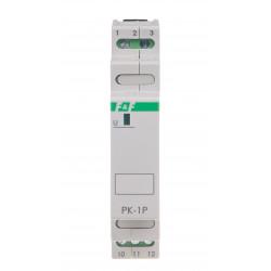 Electromagnetic relay PK-1P 110 V