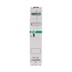 Electromagnetic relay PK-2P 48 V
