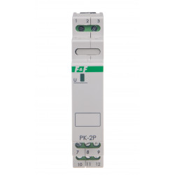 Electromagnetic relay PK-2P 24 V