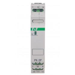 Electromagnetic relay PK-2P 12 V