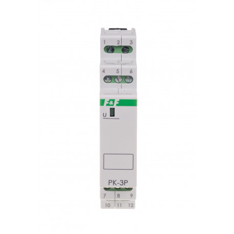 Przekaźnik elektromagnetyczny PK-3P 48 V