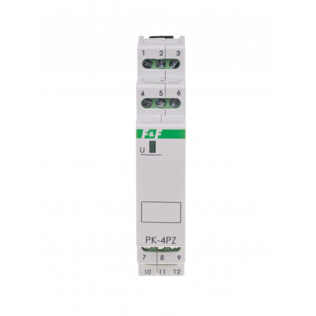 Electromagnetic relay PK-4PZ 12 V