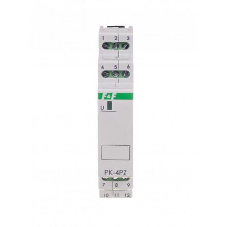 Przekaźnik elektromagnetyczny PK-4PZ 12V