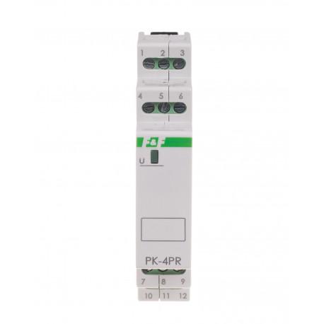 Electromagnetic relay PK-4PR 110 V