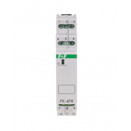 Electromagnetic relay PK-4PR 48 V