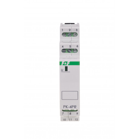 Electromagnetic relay PK-4PR 24 V