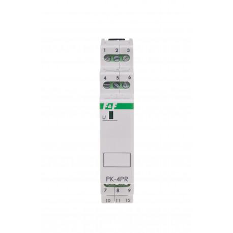 Przekaźnik elektromagnetyczny PK-4PR 24 V