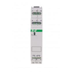 Electromagnetic relay PK-4PR 12 V