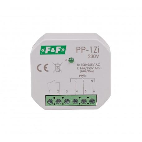 Electromagnetic relay PP-1Zi 230 V