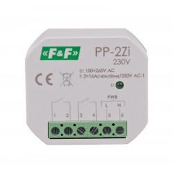 Przekaźnik elektromagnetyczny PP-2Zi 230 V