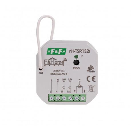 Roller blind relay rH-TSR1S2i